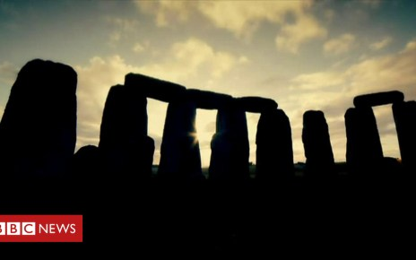 102814468 p06ggw5p - Stonehenge: First people came from west Wales