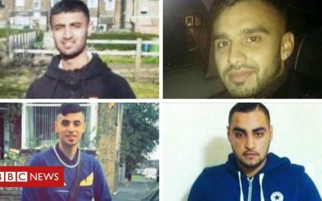 102816828 braddeadmontage - Four dead in Bradford police chase crash are named