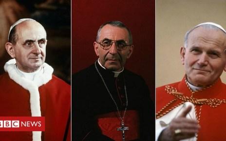 102842691 mediaitem102842690 - The extraordinary year of three popes in 1978