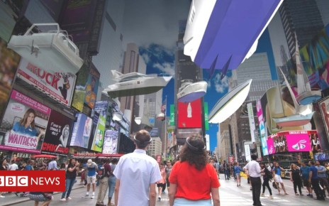 102847231 4aeaccf7 db85 4fb0 8c9d f17bacfbe011 - 'There are boats floating above my head in Times Square'