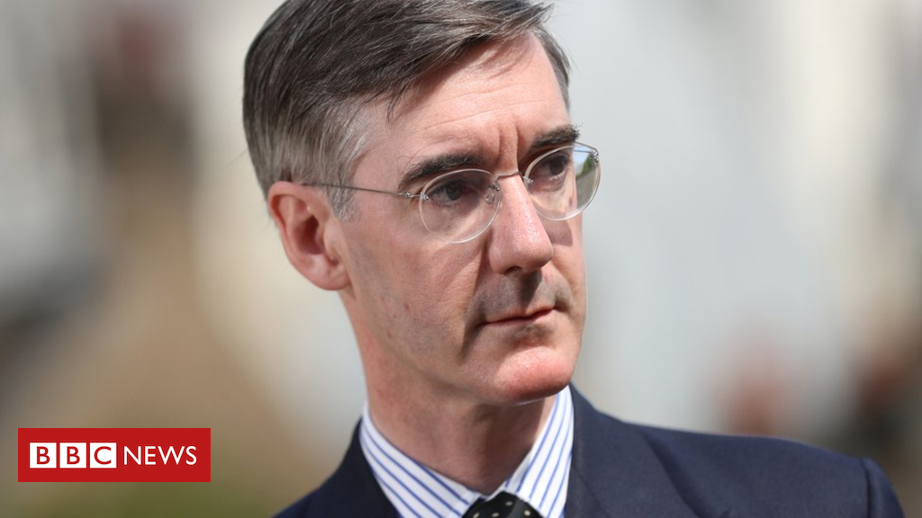 102848344 hi048029854 - Vandals attack Jacob Rees-Mogg's Somerset home