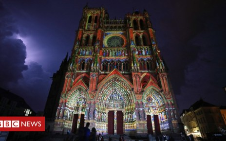 102871092 amiens cath pa - WW1 centenary: William and PM to mark Battle of Amiens