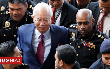102871357 49cfebbf c660 4525 9859 0d0e43726a0a - Malaysia ex-PM Najib charged with money laundering