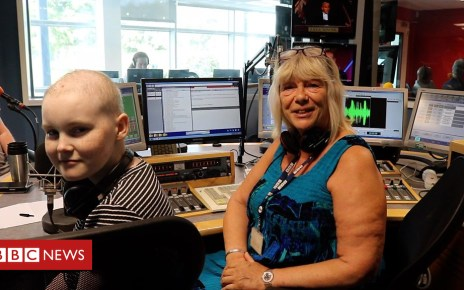 102898492 p06h0z37 - BBC's Sue Marchant fulfils cancer patient's wish