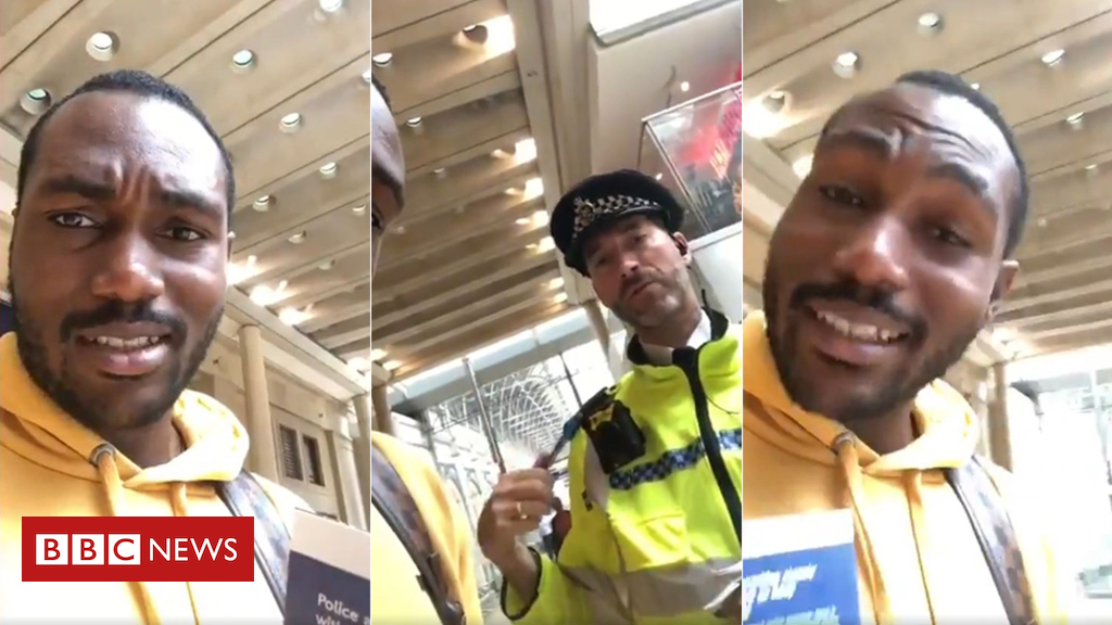 102920184 samueleni976 - Stop and account: 'Stopped under a police power I'd never heard of'