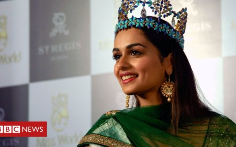 102925685 gettyimages 880150588 - Manushi Chhillar is using her fame to raise awareness about menstrual hygiene