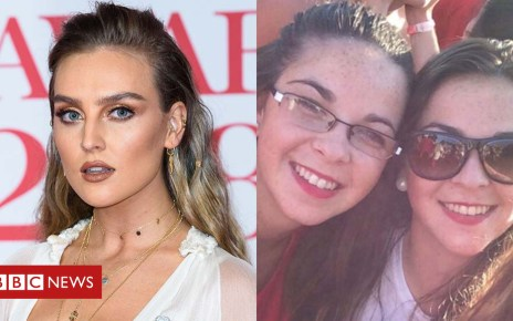 102976092 29706e03 6596 4f30 a682 99cc95cec550 - Little Mix's Perrie 'helps me love my freckles'