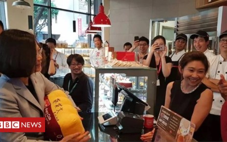 103049688 f77fda6f 5d7c 42ba b956 4195e14448cf - China, Taiwan and a bakery: How a coffee sparked a diplomatic row