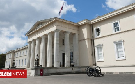 103066312 gettyimages 526366414 - Sandhurst: Police to investigate 'waterboarding' claims