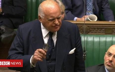 103071099 mediaitem68367301 - Former Conservative MP Sir Peter Tapsell dies aged 88