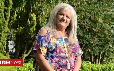 103100123 mrssharondouglasfromlimavady10 - Council settles sex discrimination case for £25,000