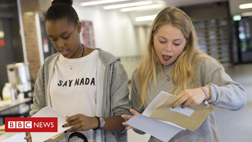 103131268 exam3 - Pupils await results of tougher GCSE exams
