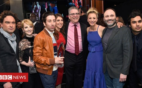 103140235 gettyimages 632032438 - Big Bang Theory: America's most-loved and hated TV show