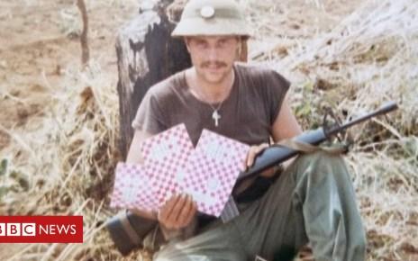 103142873 nilsguy 2 - London football club 'kept me sane', says Vietnam veteran