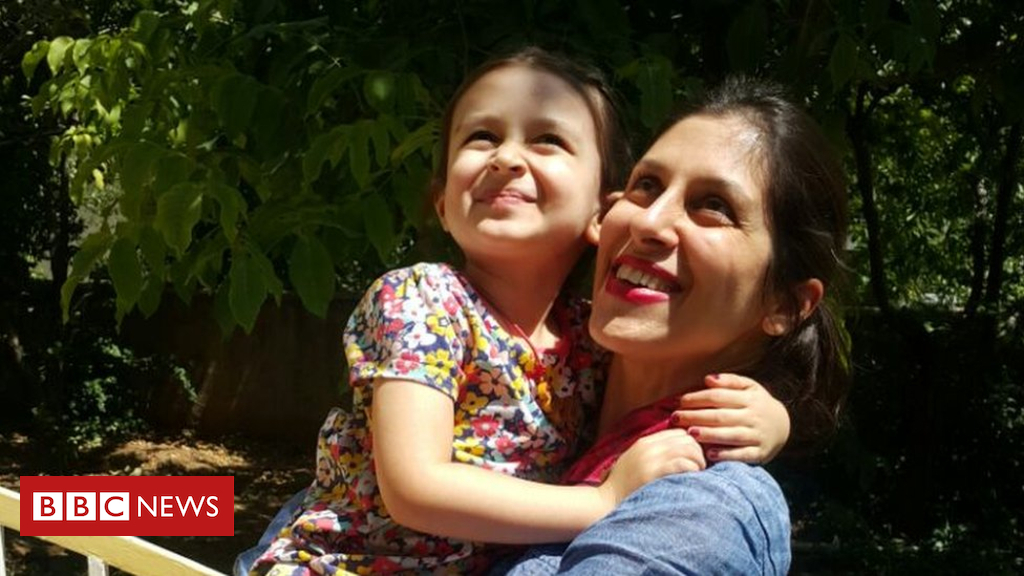 103144723 nazanin - Nazanin Zaghari-Ratcliffe: Iran 'tried to get jailed mum to spy on UK'