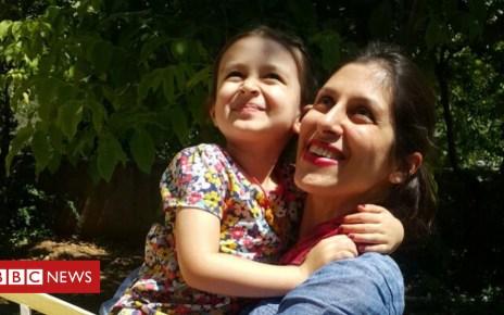 103144723 nazanin - Nazanin Zaghari-Ratcliffe: Iranian-Briton to go on hunger strike