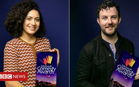 103171421 comedyawards - 'Voice of Millennials' scoops comedy prize