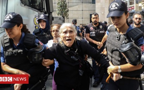 103174471 mediaitem103174470 - Turkey police fire tear gas at mothers' protest