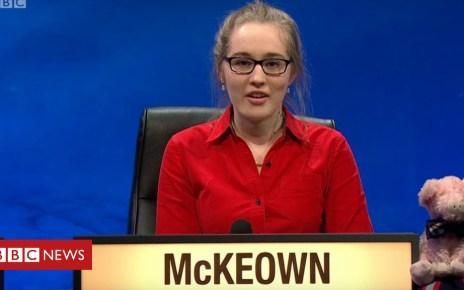 103197082 mckeown - University Challenge to pose 'gender neutral questions'
