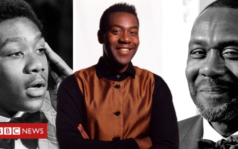 103199573 lenny henry index 3 split - Sir Lenny Henry at 60: A career in pictures