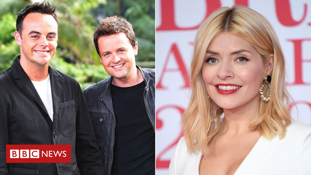 103211608 ant dec holly 3 - Holly Willoughby to co-host I'm A Celebrity