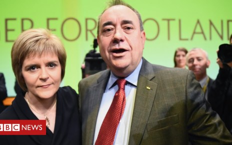 103221870 gettyimages 458966582 - Nicola Sturgeon's 'huge sadness' as Alex Salmond resigns