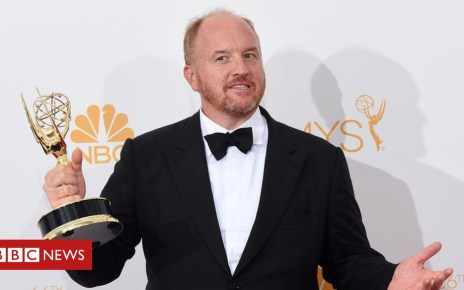 98703125 gettyimages 454182364 - Fellow comedians hit out at Louis CK's stand-up return