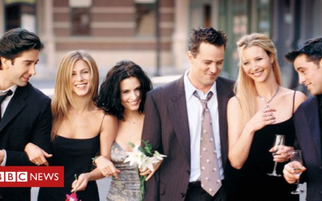 99425828 friends getty - Friends is the UK's most popular streaming show - why do we still love it?