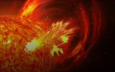 p06gxmmx - Parker Solar Probe: Nasa launches mission to 'touch the Sun'