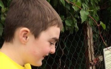 p06hzpz0 - No school for five years for Antrim boy with autism