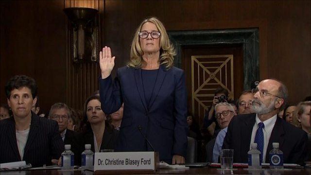 Christine Blasey Ford039s testimony through the eyes of a survivor - Brett Kavanaugh: Key senators back embattled Supreme Court pick