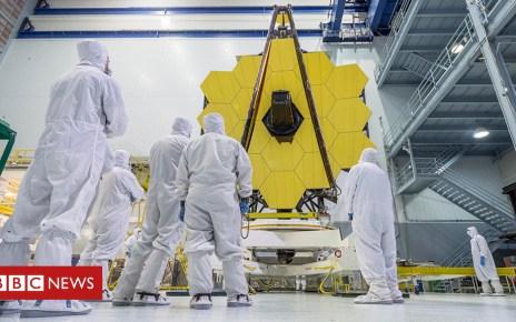 102227183 mirror - Could Nasa's James Webb Space Telescope detect alien life?
