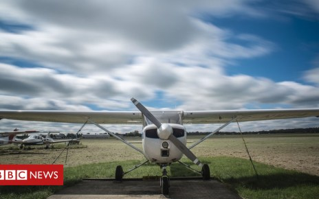 102299500 longex1 - The skies above: Serious aircraft 'near-misses' double