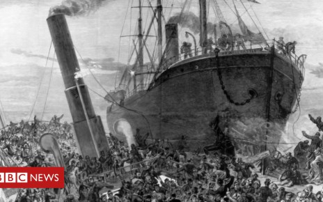 102559927 10215995 - Princess Alice disaster: The Thames' 650 forgotten dead