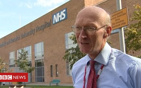 102568288 mediaitem102568287 - Labour questions ex-minister's appointment to top NHS job