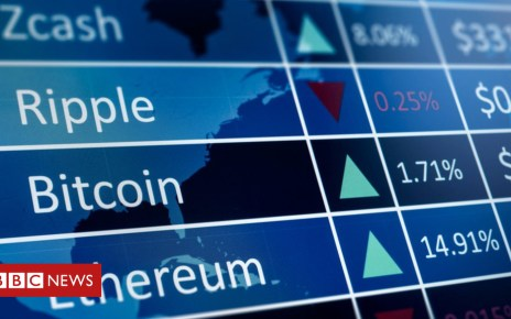 103099896 gettyimages 892807662 - Cryptocurrencies continue to tumble on Goldman reports