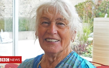 103240760 p06jxr99 - 'I had gender reassignment surgery at 81'
