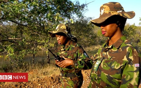 103253175 p06jxvnz - The all female anti-poaching unit protecting elephants