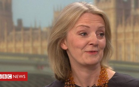 103291430 p06k8jvd - Liz Truss on Budget planning and Gavin Williamson