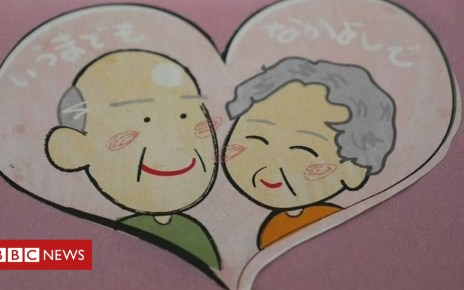103294695 p06k9894 - Japan couple on 'enduring' the world's oldest marriage