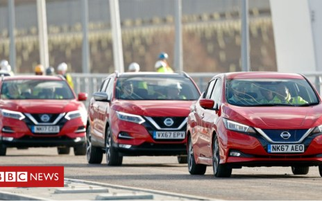 103300265 gettyimages 923107926 1 - Electric vehicle sales surge in UK as fuel prices rise