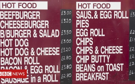 103301794 gettyimages 830774912 - Calorie count on menus plan will hit small restaurants - Treasury