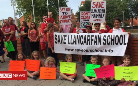 103323743 schools - Wales' rural school closures being 'rushed through' fear