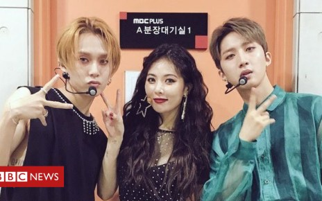 103407233 29b80c6f be97 40e1 8cd4 95fd457a0d43 - K-pop: HyunA and E'Dawn relationship causes controversy