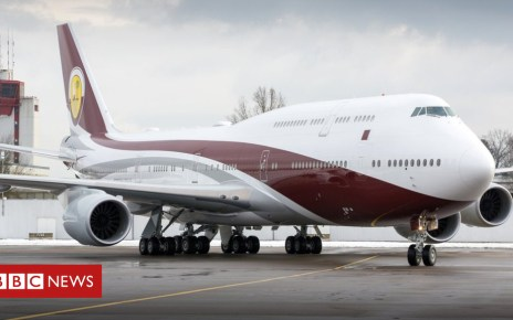 103460400 gettyimages 534499689 - Qatar's emir 'gives Boeing 747 private jet to Turkey'