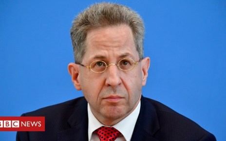 103462039 maassenafp24jul18 - Chemnitz unrest: German top spy Maassen forced out