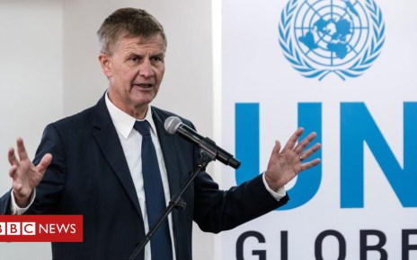 103532764 gettyimages 959529688 - Report slams 'high flying' UN environment chief