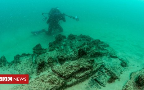 103564158 049513251 - Portuguese 400 year old shipwreck found off Cascais
