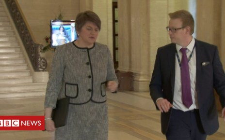 103567159 jrob - RHI: Ex-DUP advisers to give evidence to inquiry