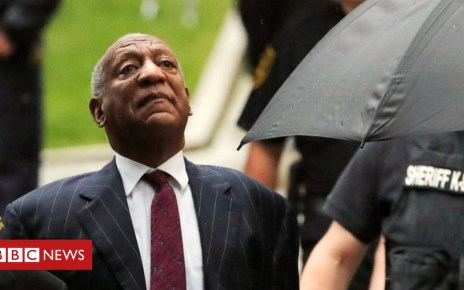 103574675 tv049530263 - Bill Cosby is a 'sexually violent predator', judge rules